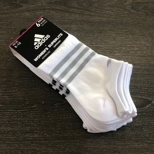 Adidas Women's Socks (6 pair)